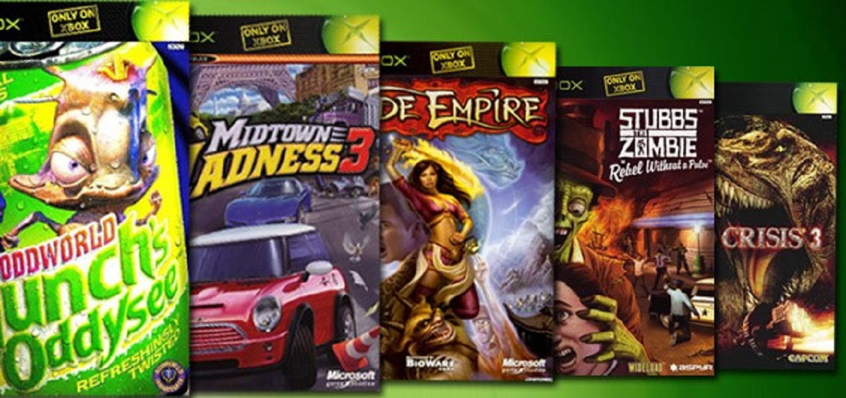 Fun Games For Xbox Original : Updated original xbox games may day be playable on