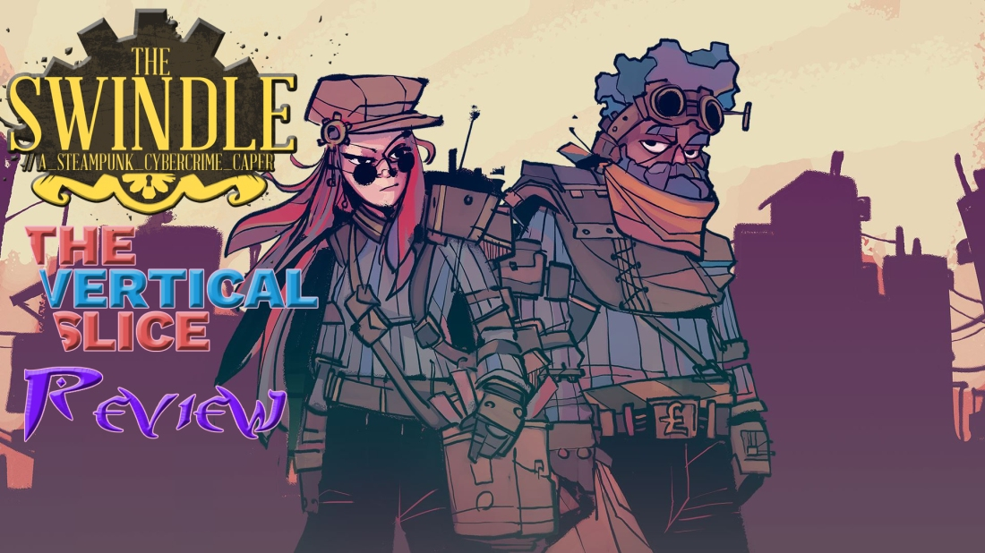 The Swindle Review Pic