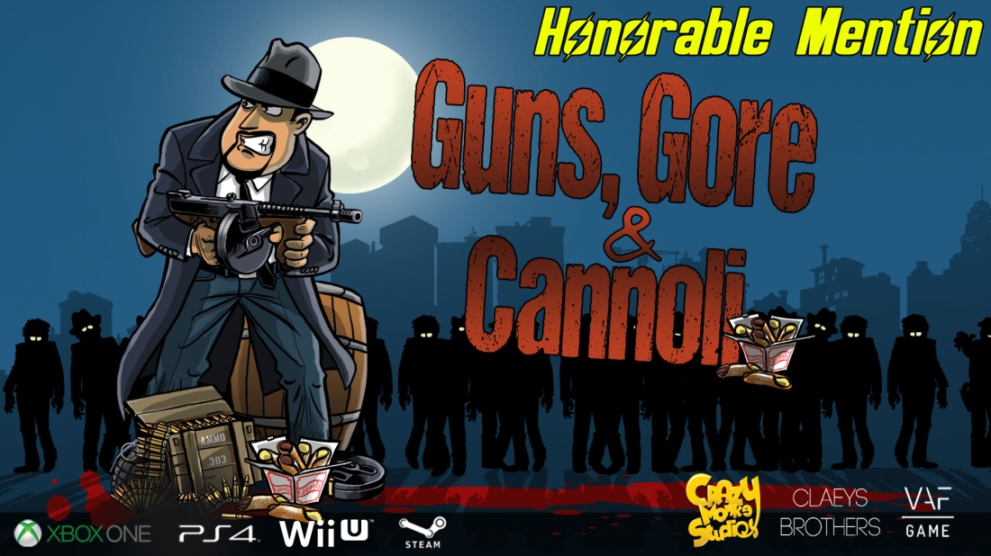 honorable mention ggc