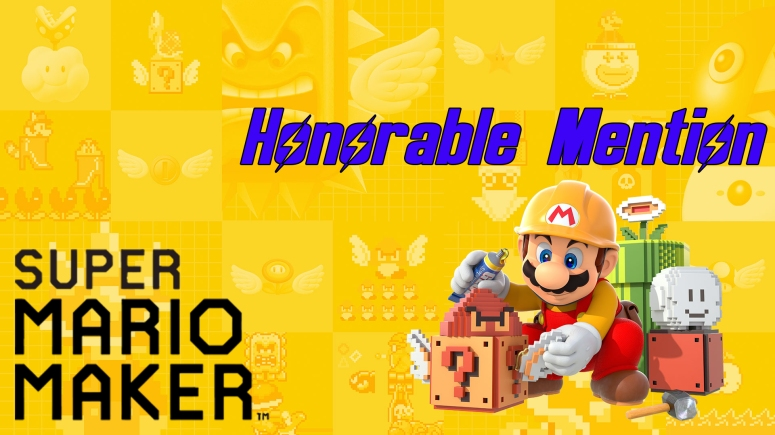honorable mention mario