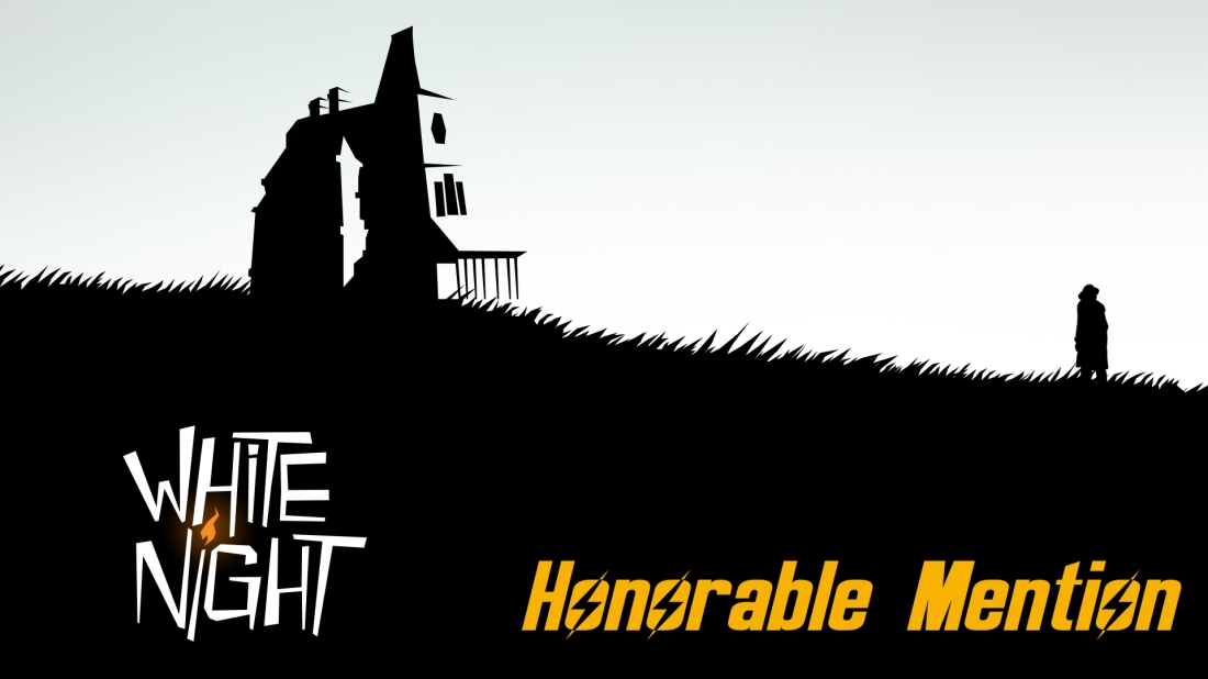 honorable mention white night