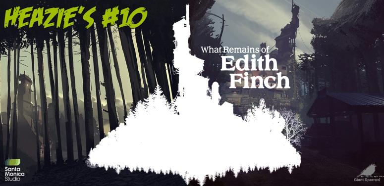 Heazie EDITH FINCH