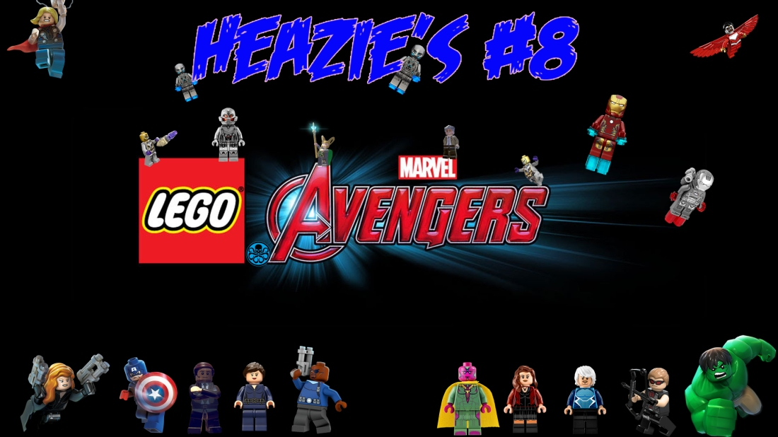 Heazie LEGO Avengers