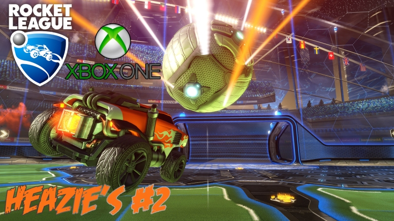 Heazie Rocket League 2