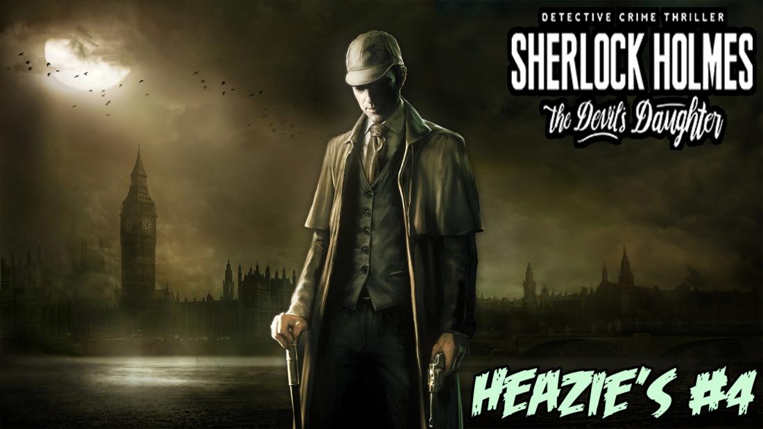 Heazie Sherlock