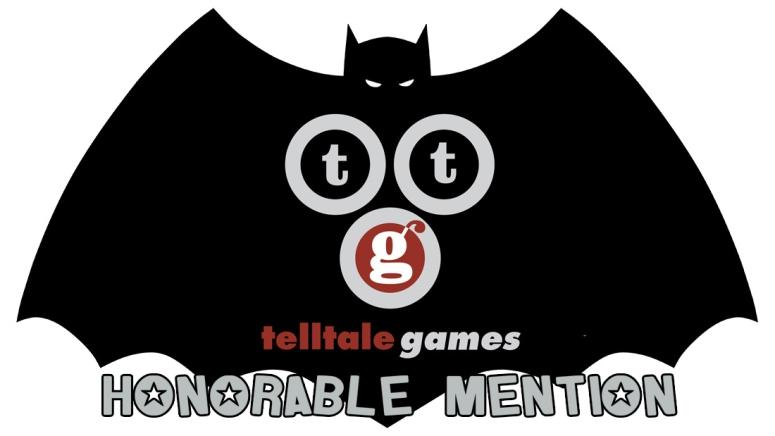 Honorable Mention Batman