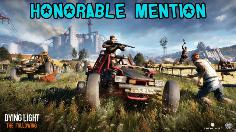 Honorable Mention Dying Light