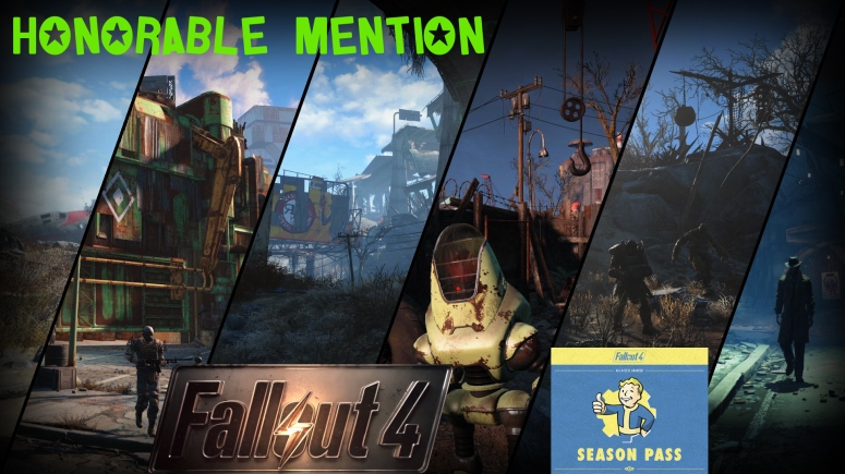 Honorable Mention Fallout DLC