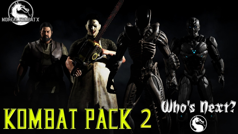 Mortal Kombat X Kombat Pack 2 Pic
