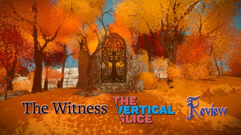 The Witness Review Pic
