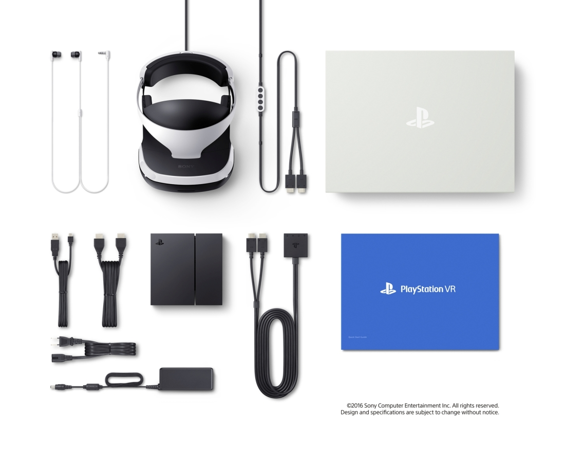 PlayStation VR Base Bundle