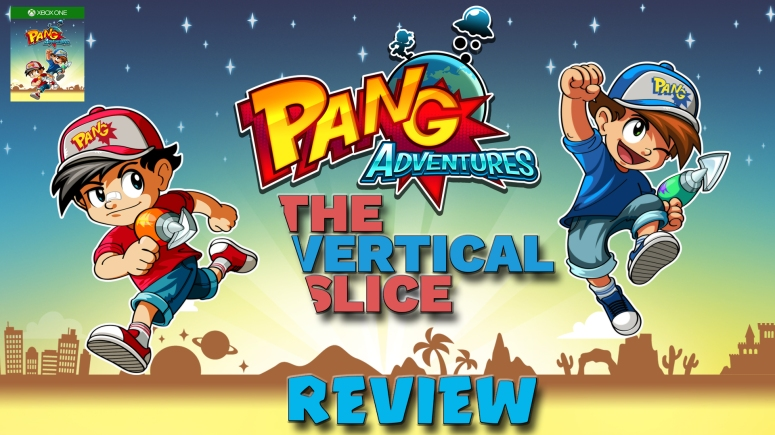 Pang Adventures Review Pic