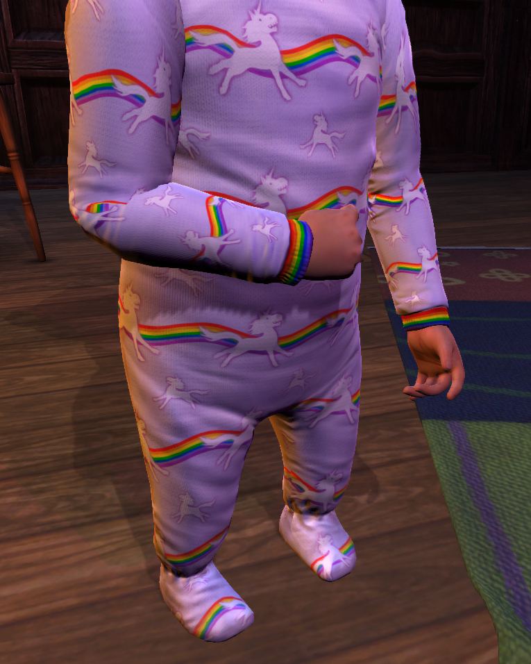 Kid_pajama_Rainbow