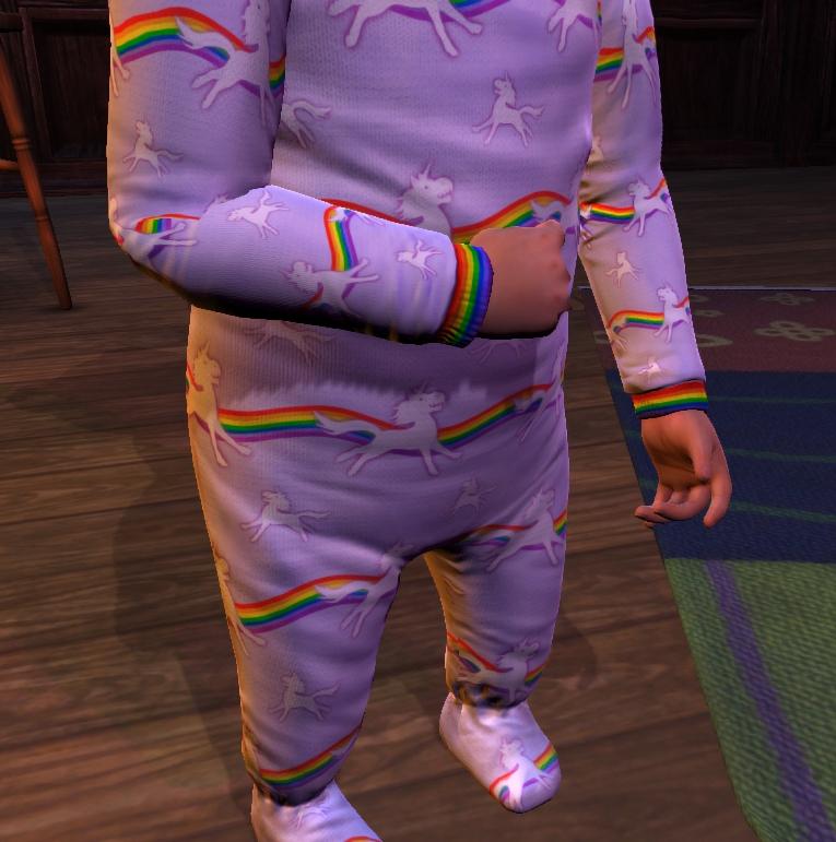 Kid_pajama_Rainbow