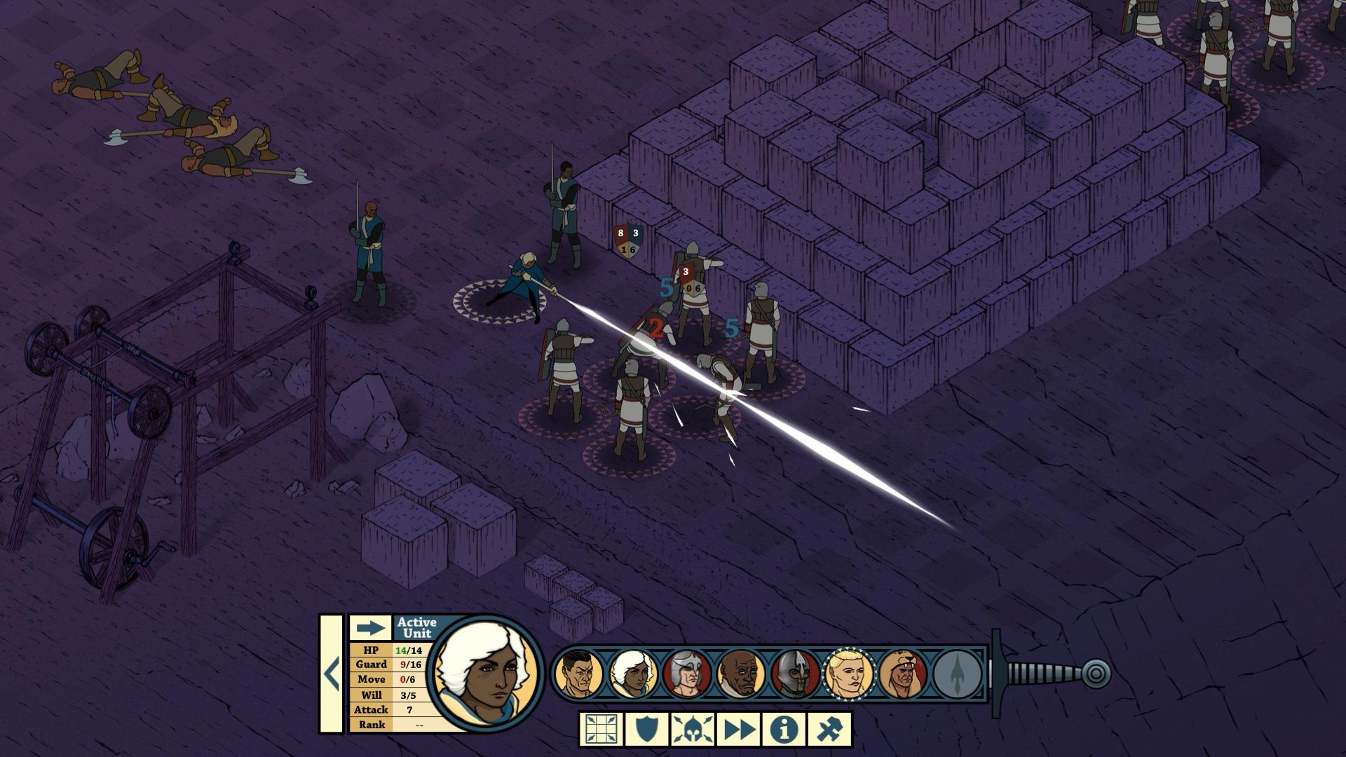Tactical RPG