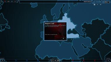 Agenda - Operation Failure
