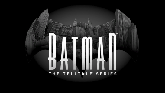 Batman - The Telltale Series - Logo Black