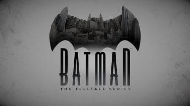 Batman - The Telltale Series - Logo White