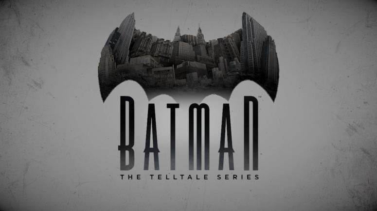 Batman - The Telltale Series - Logo White.png