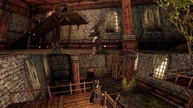 Dungeon Splitscreen