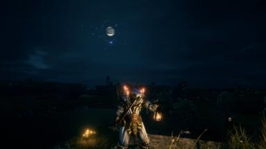 Hallowed Marsh Night