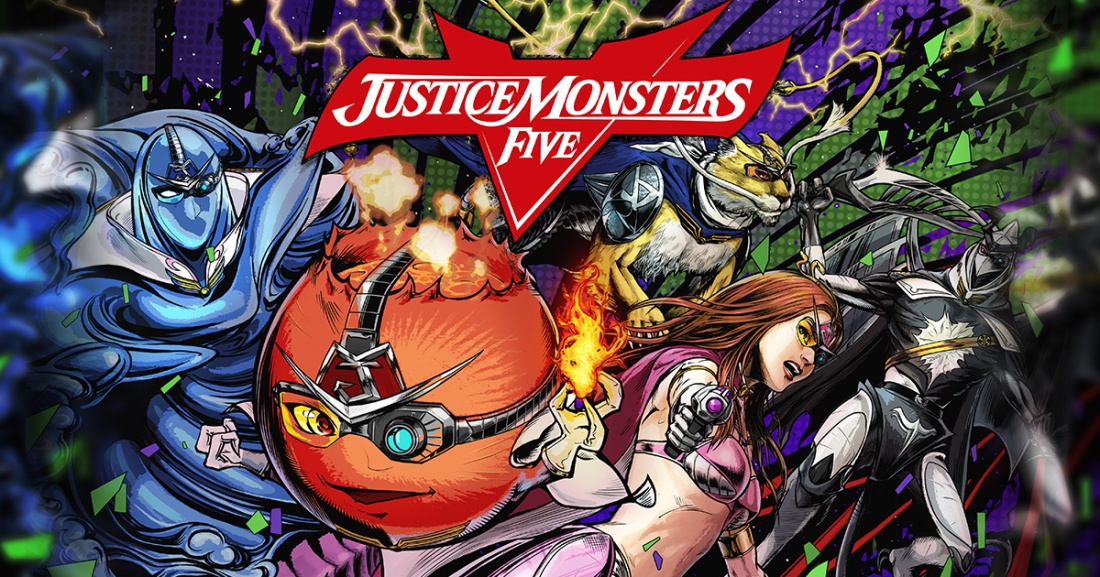 Justice-Monsters-Five