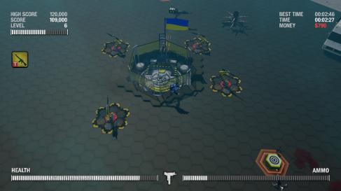 Set up those turrets, son!!