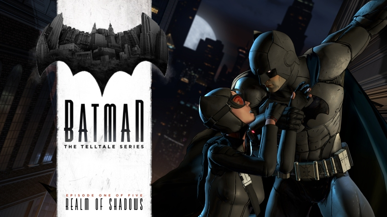 This isn't quite an origin story for Batman, but you can certainly look at it in that light, provided the light isn't covering the whole thing. Batman, meet Catwoman. Catwoman, meet Batman. I get the feeling you'll be seeing a lot of each other for years to come.