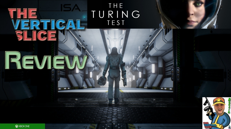 The Turing Test Review Pic