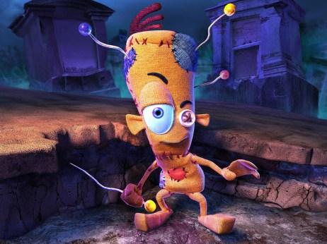 Voodoo Vince Character - Voodoo Vince Game wallpaper