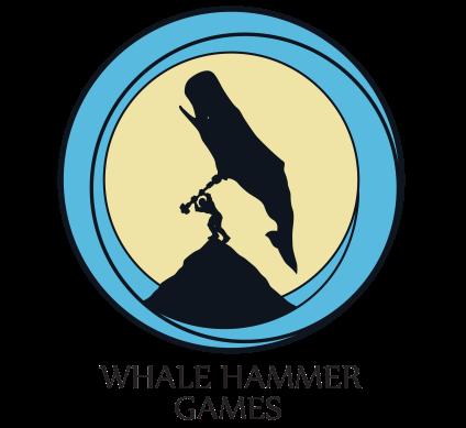 Whale Hammer Games Logo