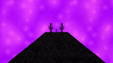 You'll be venturing atop these pyramids often.