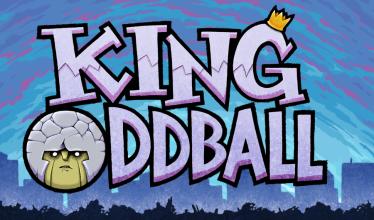 king_oddball_backround_and_logo