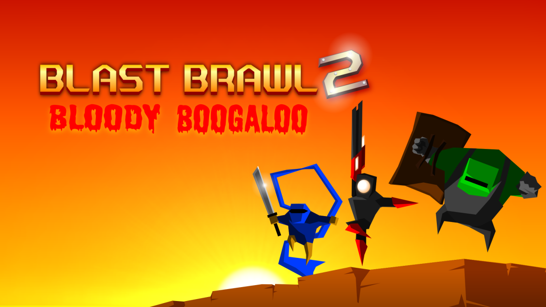 Blast Brawl 2 Bloody Boogaloo - Poster 3.png