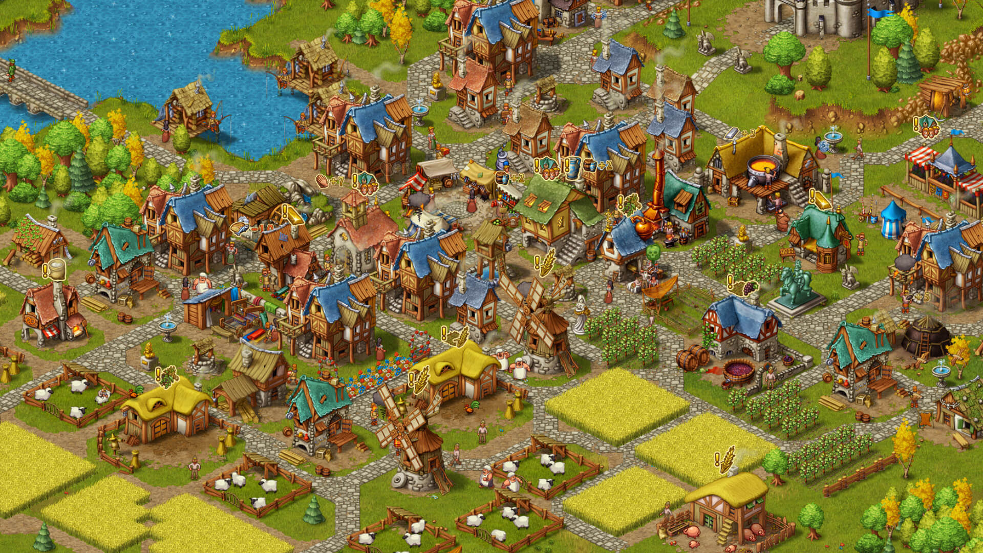 townsmen hits steam in november