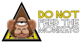 do-not-feed-the-monkeys-landscape-logo-big-white
