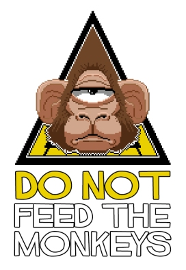 do-not-feed-the-monkeys-vertical-logo-big-white