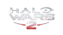 Halo Wars 2 Stacked Logo on White