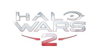 Halo Wars 2 Stacked Logo on White