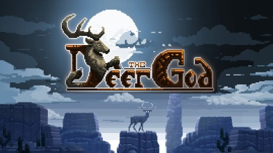 The Deer God Logo