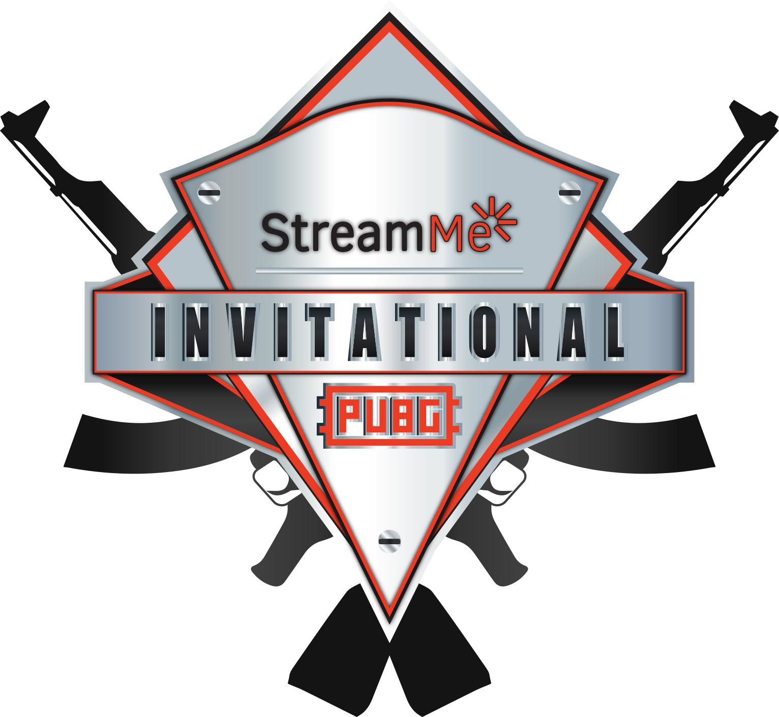 Stream Me Pubg Logo With Guns The Vertical Slice