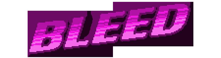 logo bleed