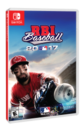 RBI Baseball 17_Switch_Canada cover
