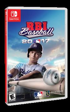 RBI Baseball 17_Switch_US & Global cover