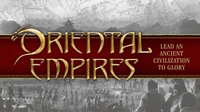 Oriental Empires Key Art