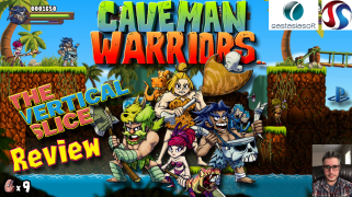 Caveman Warriors Review Pic