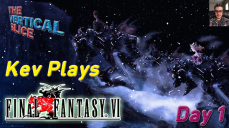 Kev Plays FFVI Day 1