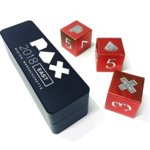 PAX East 2018 Dice Set