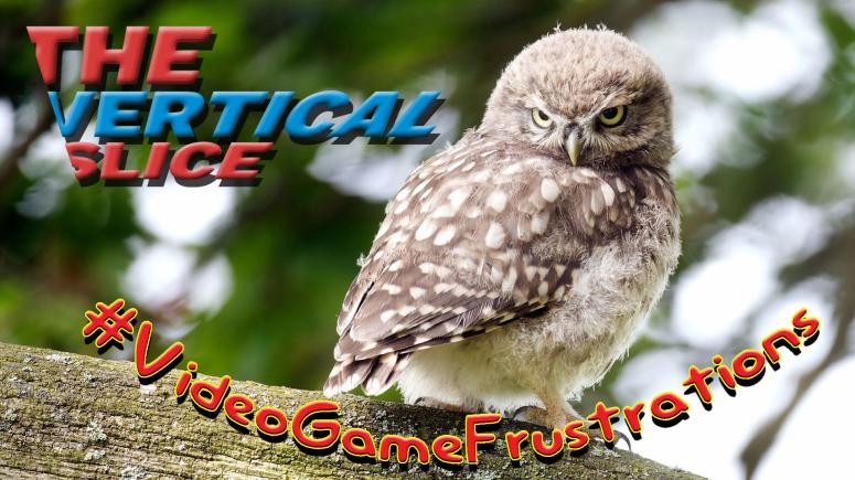 #VideoGameFrustrations TVS