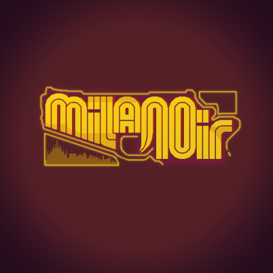 Milanoir - Game Logo